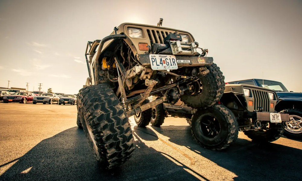 2013 Tri-Lakes Jeep Show