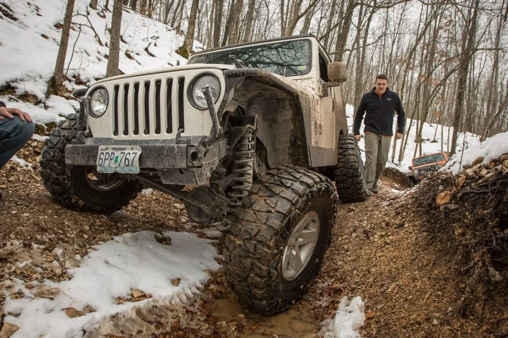 Jeep TJ Max Flex