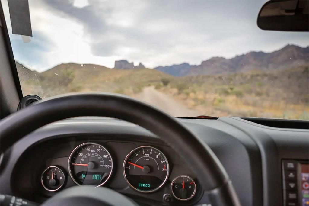30000 miles on Jeep JKUR
