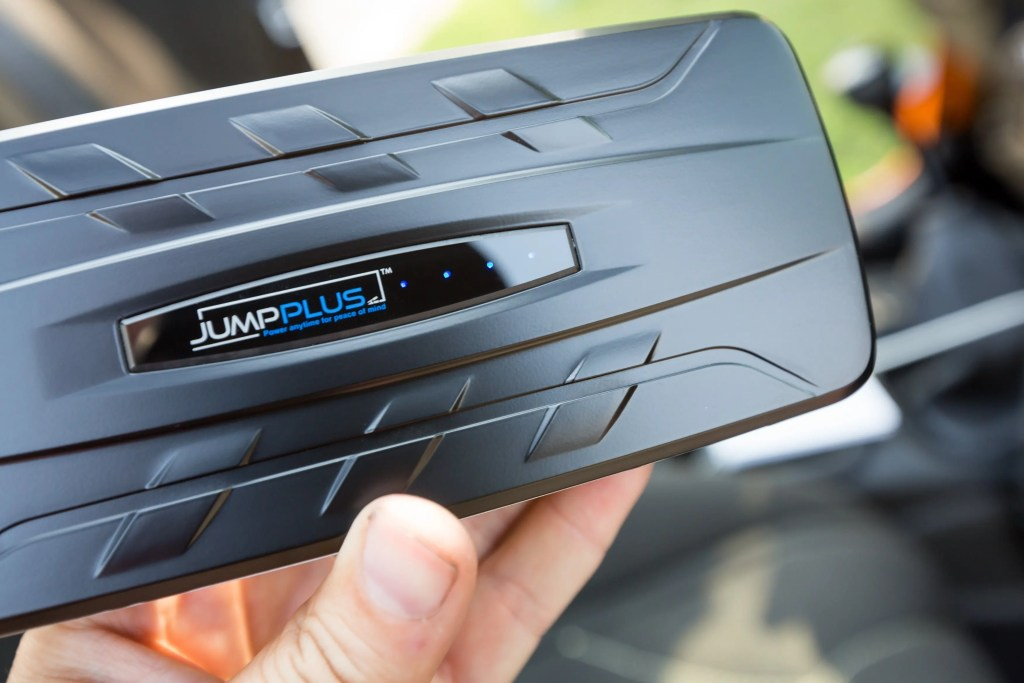 JumpPlus Emergency Battery Charger