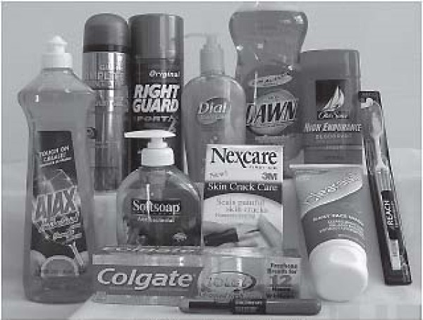 Pesticide Triclosan in soap and toothpaste @ ToxicNow.com.jpg