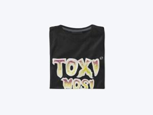 diseño de camiseta promocional toximosi