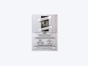 Folleto Carpinteria M&H
