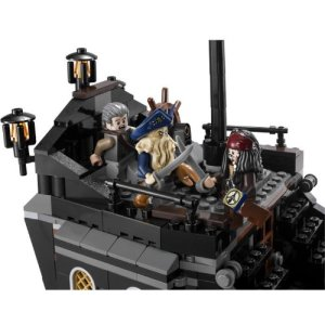Lego Black Pearl Ship set