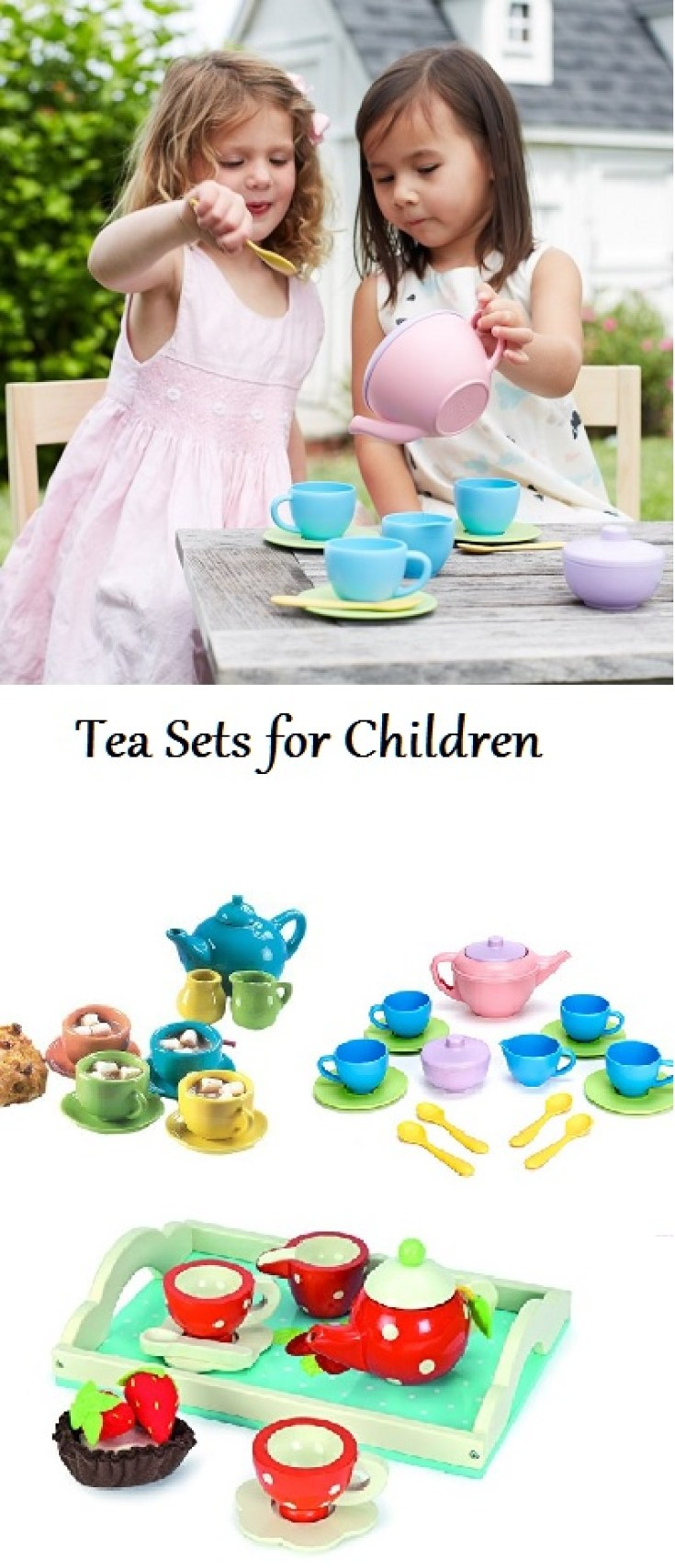 Toy Tea Sets