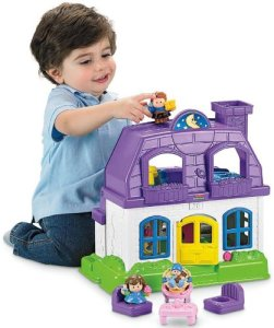 Fisher Price Little People Happy Home