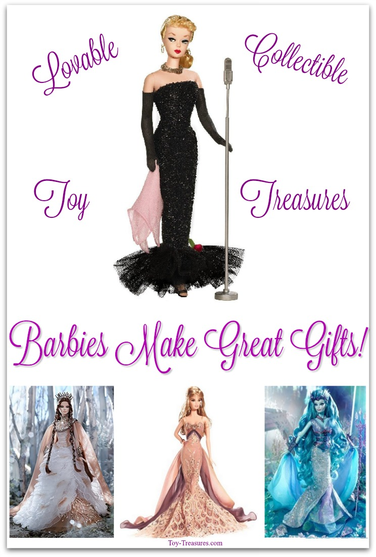 Barbie Dolls Make Great Gifts