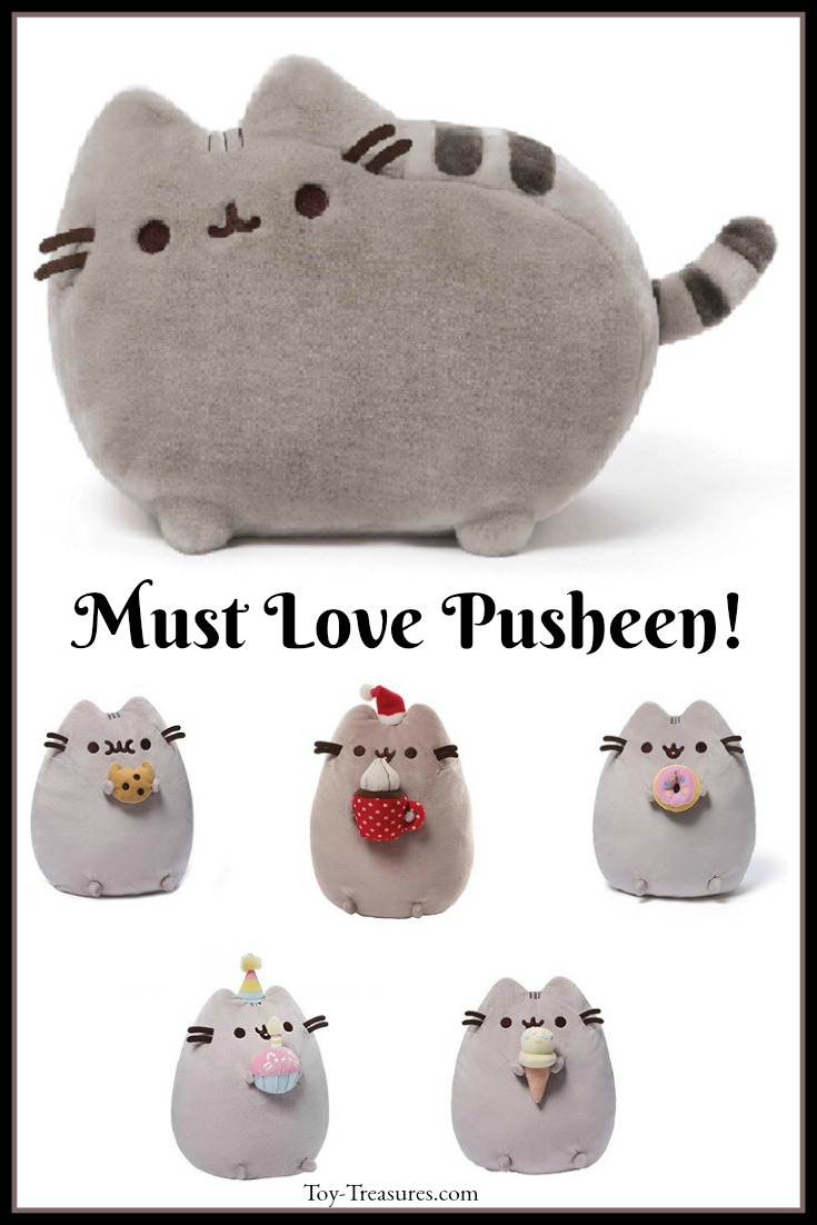 Pusheen Plush Collection