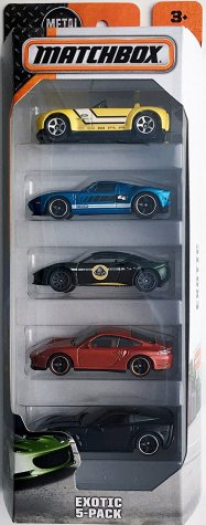 Matchbox Die-Cast Cars