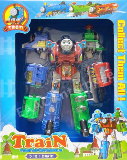 Bootleg Thomas Mecha