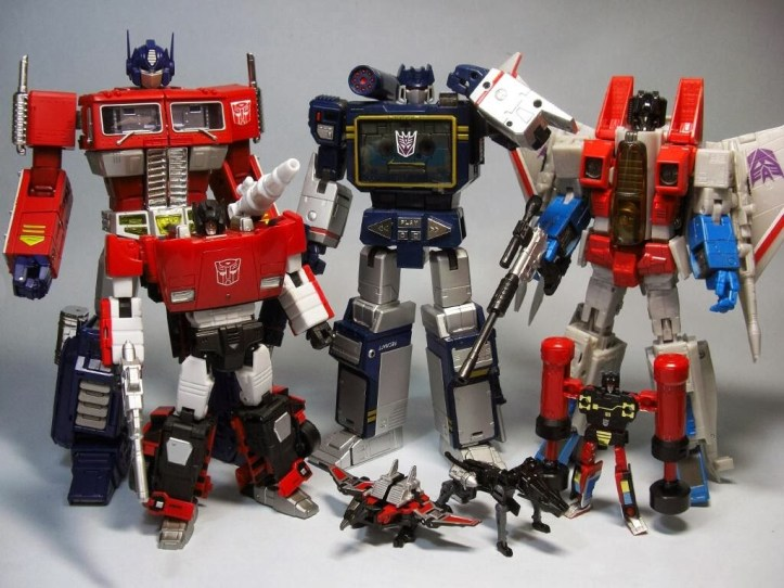 Transformers-Toys