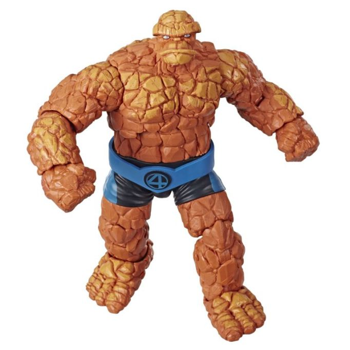 MARVEL-FANTASTIC-FOUR-LEGENDS-SERIES-6-INCH-THING-Figure