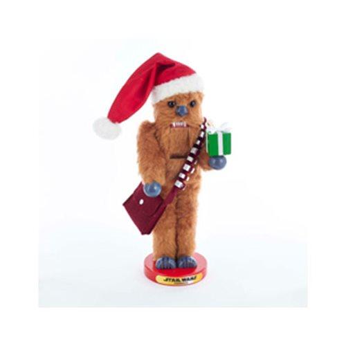 Nutcracker Chewie