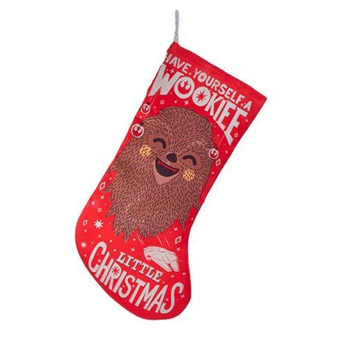Stocking Chewie 2
