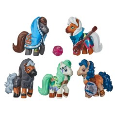Cutie Marks and Dragons Out of Pack