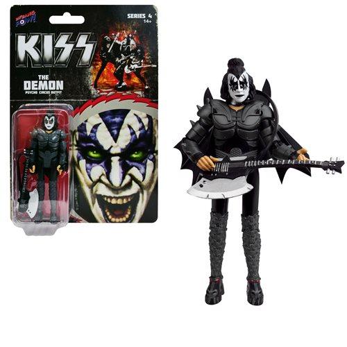 KISS Psycho Circus The Demon
