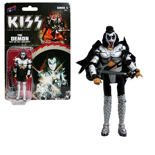 KISS Rock and Roll Over The Demon