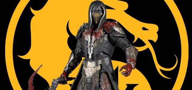 McFarlane Toys Mortal Kombat 11 Noob Saibot with Blood Action Figure Only at GameStop