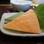 【立山そば 富山インター店/富山市】サクッと手軽に!ますの寿司&素朴うどんを頂く