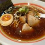 【麺・吉平(よしひら)/富山市】富山で唯一無二の醤油ラーメンを食す(塩ラーメンもあり。鰹も旨い!)