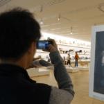 【富山県美術館(TAD)/富山市】環水公園近くのお洒落スポットで美術を身近な存在に!(オノマトペの屋上も大人気!)