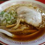 【らーめん まる/富山市】深夜4時まで営業!国道8号線沿い・豊田本町で夜中に食べた中華そばが旨かった話!