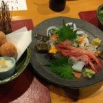 【漁菜亭(ぎょさいてい)/富山市】ランチも営業!キトキトな魚をはじめ、お酒も充実!富山城近くの居酒屋さんを訪問!