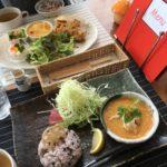 【cafe CheHoa(カフェ チェホア)/富山市】野菜たっぷりランチが魅力!エスニック系メニューもあり!店内は開放感のある空間!