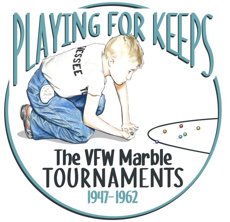 VFW Marble Tournaments logo