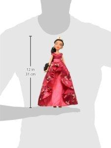 Кукла Елена в королевском платье
