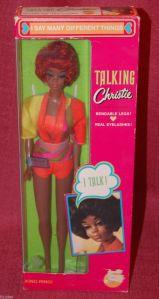 Кристи кукла афро-американска