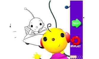 Нарисуй по точкам онлайн игра для малышей