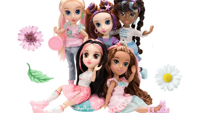 Куклы B-Kind