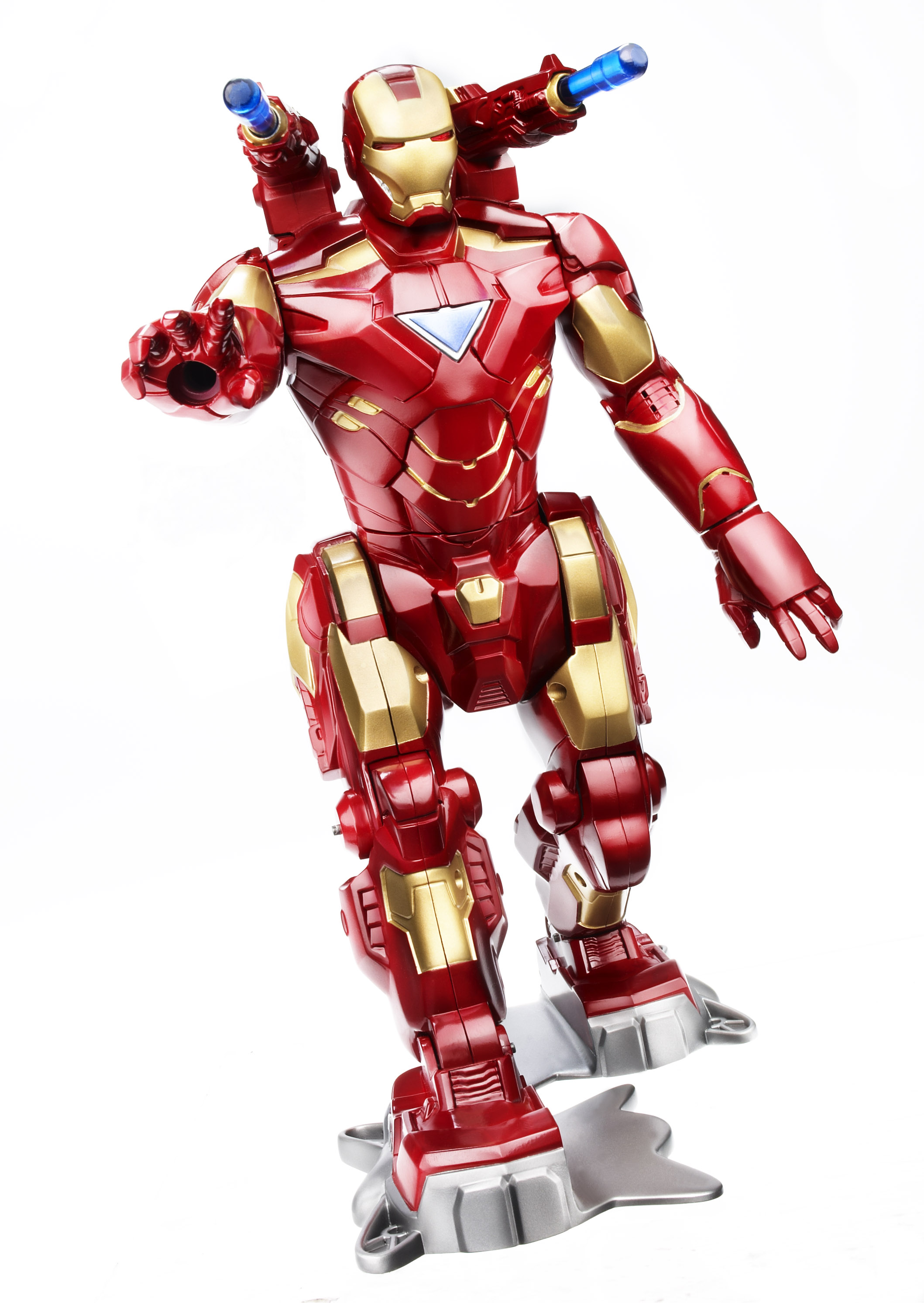 Iron Man 2 Takes Over Toy Fair The Toy Book