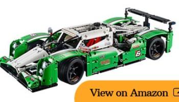 Lego Technic 24 Hours Race Car review