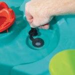 drain plug water table