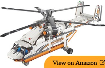 Lego Technic Heavy Lift Helicopter review