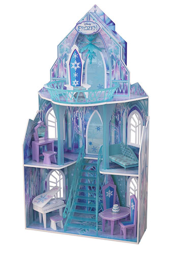 KidKraft Disney Frozen Ice Castle Dollhouse Review