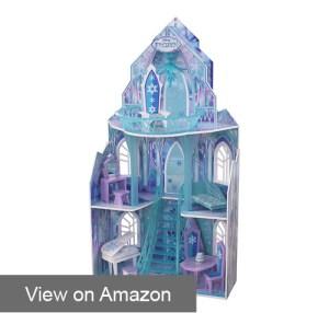 KidKraft Disney Frozen Ice Castle Dollhouse Review