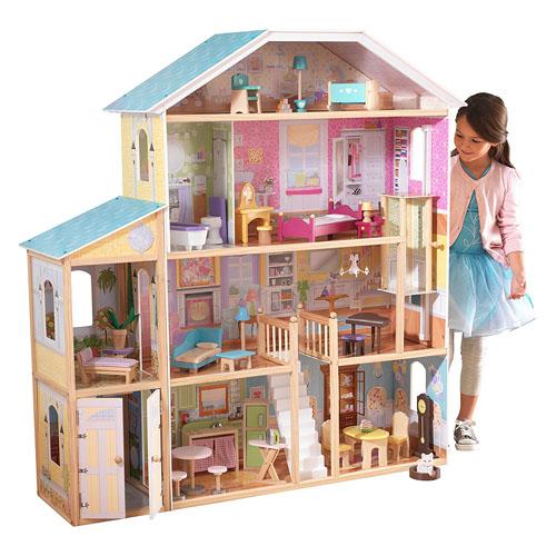 KidKraft Majestic Mansion Dollhouse Review