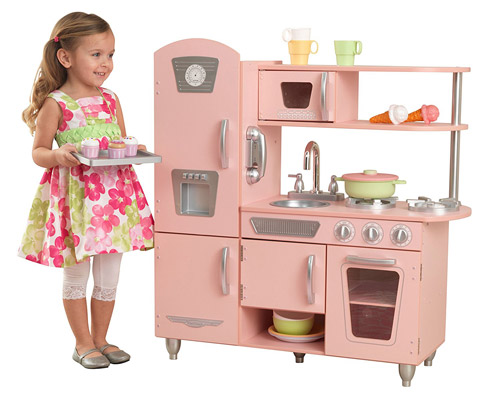 Kidkraft Vintage Play Kitchen Review