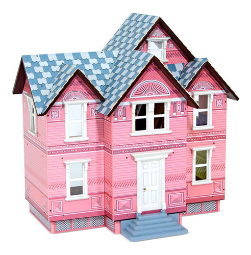 Melissa & Doug Victorian Dollhouse Review