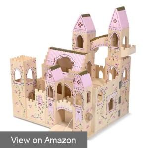 Melissa & Doug Folding Princess Castle Review