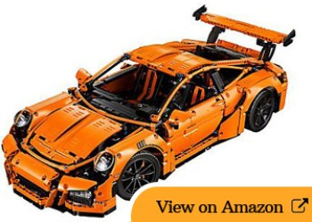 Lego Technic Porsche 911 GT3 RS review