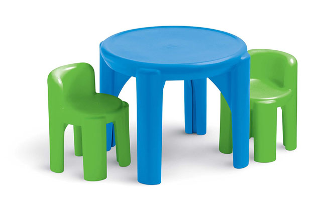 Little Tikes Bright U0027n Bold Furniture Set Review