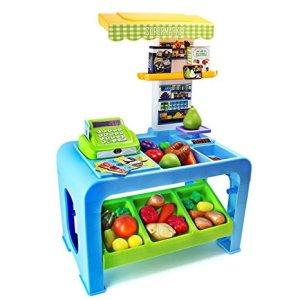 SZJJX Kids Toy Checkout Counter Workshop Review