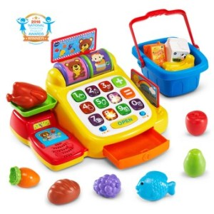 VTech Ring and Learn Cash Register Review