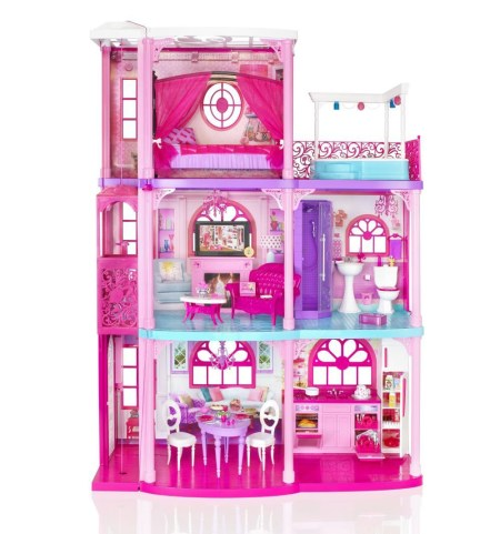 Barbie 3-Story Dream Townhouse Review