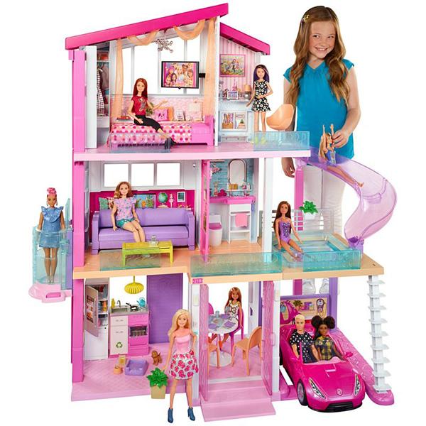 Barbie Dream House New 2018 Review