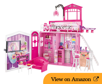 Barbie Glam Vacation House Review